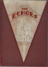 Warren G Harding High School/ Warren Ohio 1935 The ECHOES Year Book