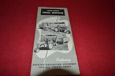 John Deere Forage Harvester For 1951 Dealer's Brochure DCPA5