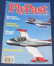 FLYPAST MAGAZINE SEPTEMBER 1996 - SAUNDERS ROE HISTORY/CHIPMUNK ANNIVERSARY
