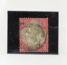 Gran Bretaña Monarquias valor del año 1887-900 (AL-639)