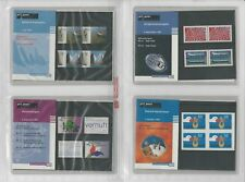 Netherlands Davo PTT Album, Mint NH Stamps & Sets, 20 Hingless Pages, 1997-99