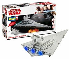 Revell GmbH 06749 Luci e Suoni Wars Imperial Star Destroyer