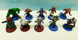 Well-Painted CMON & Spin Master: Marvel United game with Wasp Target Exclusive