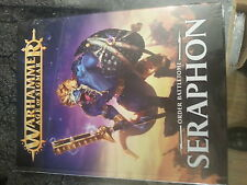 WARHAMMER AGE OF SIGMAR SERAPHON BATTLETOME - NEW & SEALED - LIZARDMEN
