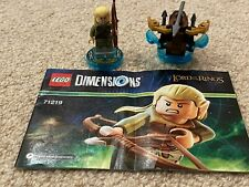 LEGO Dimensions Lord of the Rings Legolas Fun Pack (71219)