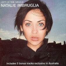 Natalie Imbruglia Left Of The Middle Music Cd 1998 Bmg Free S/H