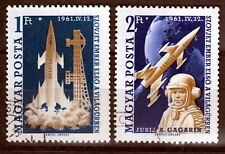 Ungarn 1753-54 A, O, Start 1. bemanntes Raumschiff