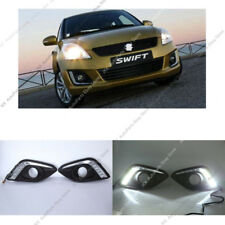 For Suzuki Swift 2014 2015 2016 LED Daytime Running lights o DRL Fog lamps Pair