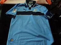 Camiseta futbol club tenerife   orig. marca puma  (Espa)
