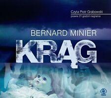 Krąg (audiobook CD) Minier Bernard - POLISH POLSKI