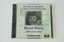 Dinah Shore - Who´s sorry now, The great Vocalists of Jazz, CD (46)