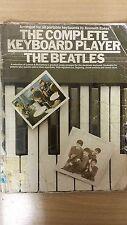 La tastiera completa Player: i Beatles: musica SCORE (e3)