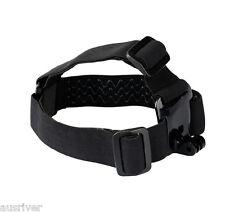 Head Strap Mount Belt for GoPro Hero Series Mi Xiaomi Yi Action Sport Camera