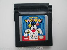 "Looney Tunes: ""Twouble"" (Nintendo Game Boy Color, 1998) Game Only--Tested--NTSC"