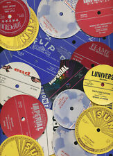 38 1950's & '60's  R&R 45rpm record labels NEVER USED $15 Sun Records / Imperial