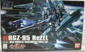 HGUC 1/144 RGZ-95 REZEL MODEL KIT OPENED ITEM PSY MISSING PART RUNNER C NO.3