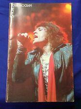 "1975 ""Rolling Stones"" Tour of Americas '75 program Keith Richards Mick Jagger"