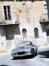 De Bonis & Fusina Ferrari 250 GT Spyder Targa Florio 1962 Photograph