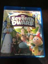 The Seventh Dwarf (Blu-ray/DVD, 2015, 2-Disc Set, 3D)
