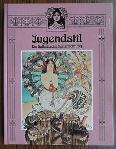 """Jugendstil - Fachbuch , Bildband , """" Jugendstil """" 1990"""