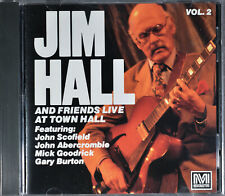 Live at Town Hall, Vol. 2 by Jim Hall [US Import - MusicMasters 1991] - Mint