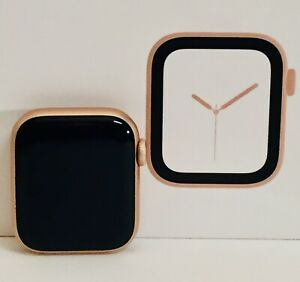 Apple Watch Series 4/42mm- Rose Gold -GPS+LTE - Unlocked & in GREAT Condition!!