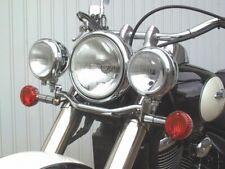 Fehling Lampenhalter Zusatzscheinwerfer für Suzuki VL800 Volusia (WVBM) 01-04
