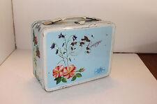 Corsage - vintage metal lunchbox