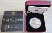 Kanada 5 Dollars 2012 Rick Hansen Man in Motion Silber