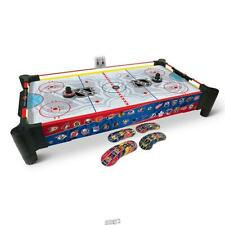 New listing The NHL Rivalry Tabletop Air Hockey Game 31 NHL Teams Represented Scoreboard