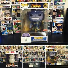 10 Inch Funko POP! Protector .50mm thick plastic Thanos Hulk Porg NOT INCLUDED