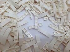 LEGO 93273 - NUOVO bianco curvo Slope ARCO Bow 1X4X2/3 - 10 pezzi