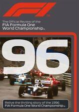 FORMULA ONE 1996 - F1 Season Review - DAMON HILL - Grand Prix 1  - Reg Free DVD