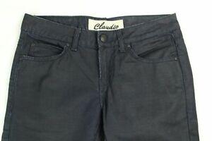 Claudio Milano Men's Jeans Straight Leg Dark Wash