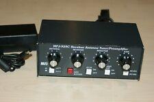 MFJ-959C HF/SWL Receive Antenna Tuner Preamplifier w/AC Adapter