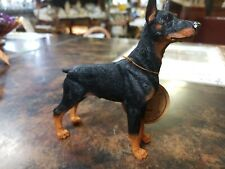 The Canine Collection Doberman Pincher Dog