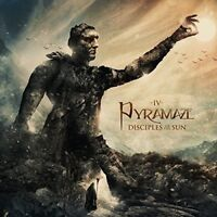 PYRAMAZE - DISCIPLES OF THE SUN  CD NEW
