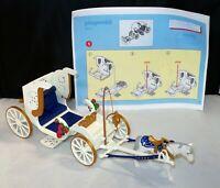 RARE! Playmobil 6237 Fairy Tales Princess Carriage