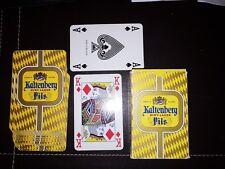 KALTENBERG PILS LAGER PACK OF BREWERIANA PLAYING CARDS DECK BELGIUM