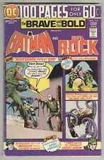 Brave and the Bold #117 February 1975 Vg- Sgt. Rock, 100 Pg Giant