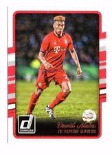 David Alaba 2016-17 Panini Donruss Soccer, Bayern Munich, Card # 35