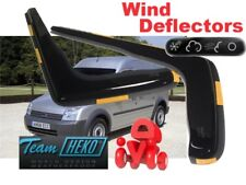 Ford Transit Connect 2004 - Wind deflectors  2.pc   HEKO  15231