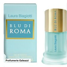 LAURA BIAGIOTTI BLU DI ROMA DONNA EDT NATURAL SPRAY VAPO - 50 ml