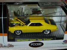 M2 MACHINES FOOSE 1969 69 CHEVY CAMARO -Yellow, MIB