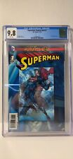 Action Comics The New 52 Futures End #1 DC CGC 9.8 3D Lenticular Cover