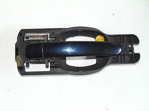 2001 AUDI A2 1.4 16v EXTERIOR DOOR HANDLE DRIVER RIGHT REAR O/S/R