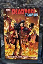Deadpool Team-Up Volume 2 Special Relationship Marvel TPB BRAND NEW Satana