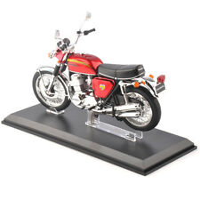Aoshima 1:12 Scale Red Honda CB750FOUR Motorcycle Model Toy Collection