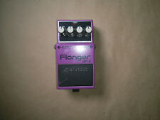 Used Boss BF-2 Flanger Effect Pedal (Works but has a contact issue,)