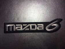 Mazda 6 Car Patch Atenza Mazda Performance Series Patch MPS